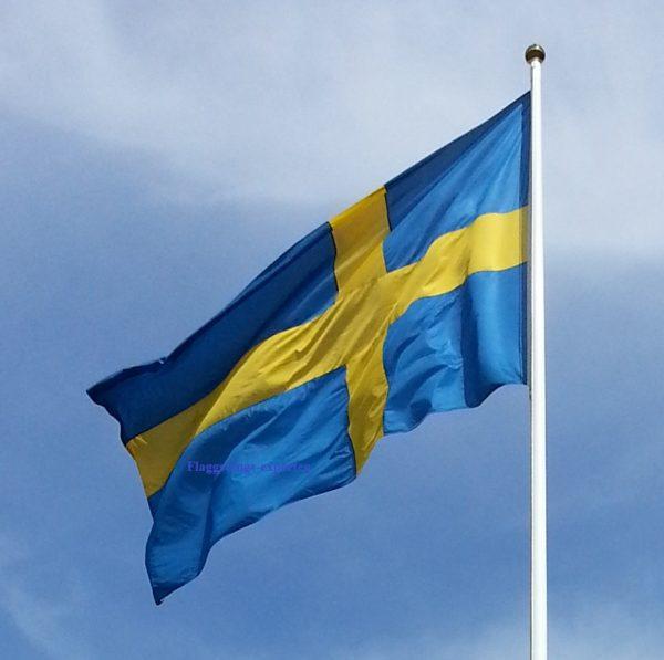 flaggor till flaggstång